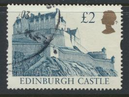 GB SG 1994    SC# 1447b  Used Edinburgh Castle