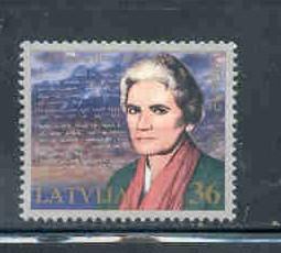 Latvia Sc 414 1996 Europa  stamp mint NH