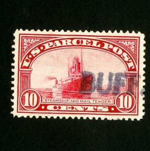 US Stamps # Q6 Superb Used Buffalo Cancel