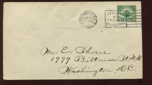 C4 AIR MAIL FIRST DAY COVER AUG 15 1923 (Lot C4 FDC A2)