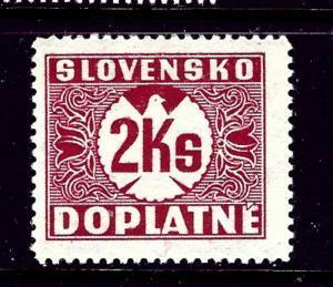 Slovakia J21 MH 1941 issue