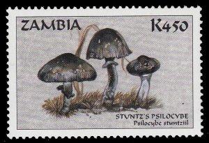 Zambia 741 MNH