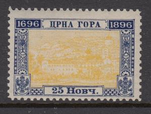 Montenegro 52 mint