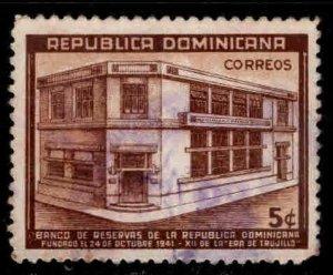 Dominican Republic Scott 379 Used  stamp