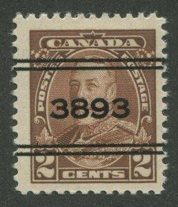 CANADA PRECANCEL OSHAWA 3-218