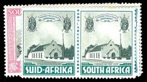 SOUTH AFRICA B1-4  Mint (ID # 78284)