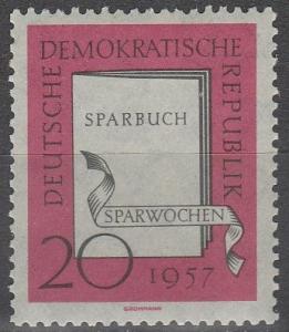 DDR  #368 MNH F-VF  (SU5089)