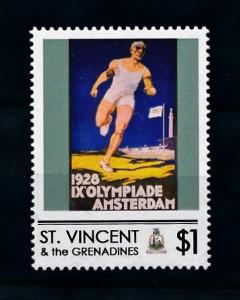 [78133] St. Vincent & Grenadines  Olympic Games Amsterdam  MNH