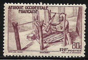 French West Africa 1947 Scott# 41 MH