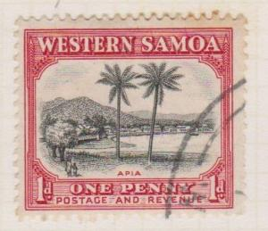 Samoa Sc#167 Used