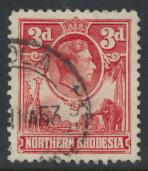 Northern Rhodesia  SG 35 SC# 35 Used - see details
