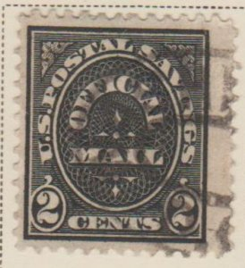 U.S. Scott #O125 Official Stamp - Used Single