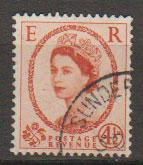 Great Britain SG 577  Used
