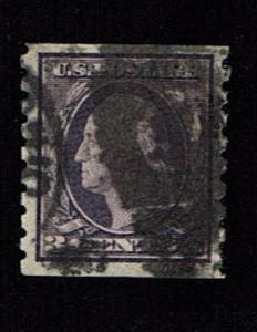 Scott #394 VF-used. SCV $70.00
