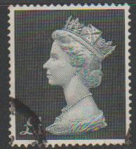 Great Britain SG 790 Used  Type UC11 - Decimal Issue