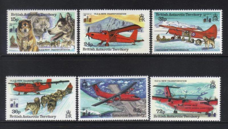 B.A.T 1994 HONG KONG STAMP EXH MNH SET OF 6 CAT £11+