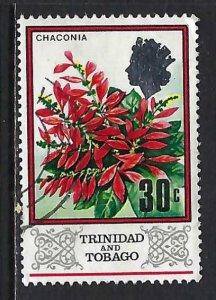 TRINIDAD & TOBAGO 154 VFU W719-8