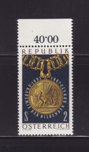 Austria 800 Set MNH Medal (D)