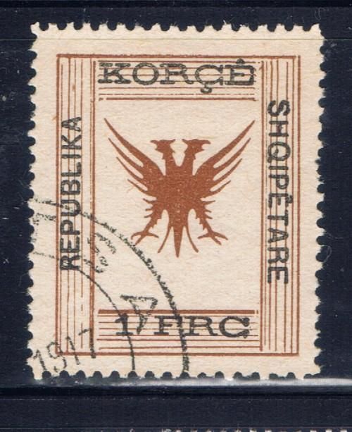 Albania 68 Used 1917 issue