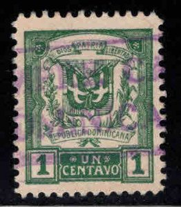 Dominican Republic Scott 233 Used coat of arms stamp