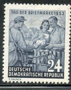 Germany, DDR # 178, Mint Hinge. CV $ 2.50