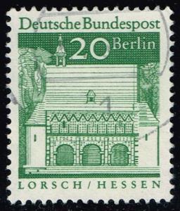 Germany #9N238 Portico in Lorsch; Used (0.25)