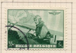 Belgium 1938 Early Issue Fine Used 35c. 251929