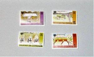 Tristan da Cunha - 264-67, MNH Set. Int. Year of the Child. SCV - $1.00