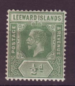 J16741 JLstamps 1912 leeward islands mlh #47 king wmk 3