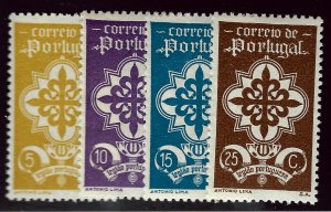 Portugal SC#579-582 MNH VF...An Amazing Country!