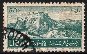 Lebanon 1952 Scott# 264 Used
