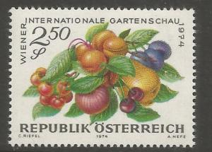 AUSTRIA, 983, MNH, FRUIT