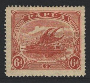 Papua New Guinea Sc#55 MH