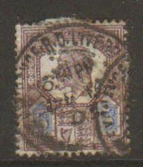 Great Britain #134 Used