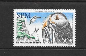 BIRDS - ST PIERRE #C77  MNH