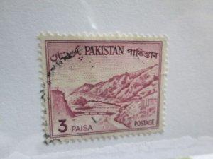 Pakistan #131b used  2021 SCV = $2.50