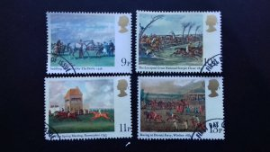 Geat Britain 1979 The 200th Anniversary of the Derby Used