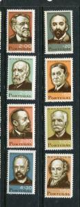 Portugal #993-90 Mint