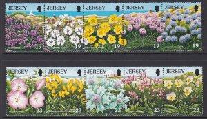 717-26 Wild Flowers MNH
