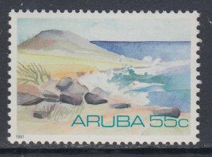 Aruba 64 MNH VF
