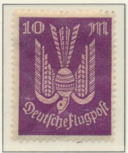Germany Stamp Scott #C12, Mint Hinged - Free U.S. Shipping, Free Worldwide Sh...