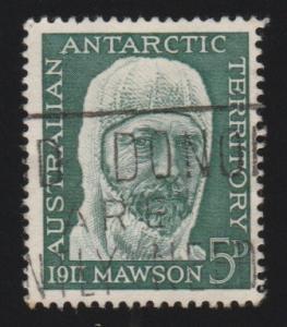 Antarctica L7 Mawson