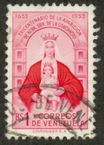 Venezuela 641 Used VF