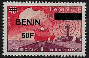 Benin #1396 MNH Stamp - Overprint - 40% Cat.