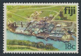 Fiji SG 588A  SC# 417  MNH  Architecture  see scan