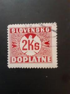 +Slovakia #J21                 Used