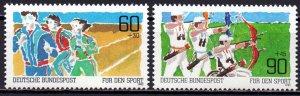 Germany. 1982. 1127-28. Sport. MNH.