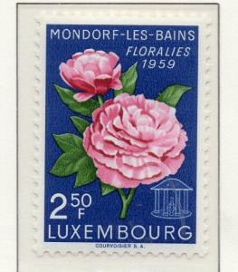 Luxembourg 1959-60 Early Issue Fine Mint Unmounted 2.50F. 301279