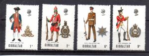 Gibraltar MLH 226-9 Royal Military