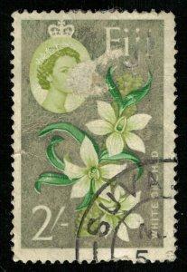 1962-1967, Local Motives and Queen Elizabeth II, 2Sh, SC #184, CV $5.81 (2883-T)